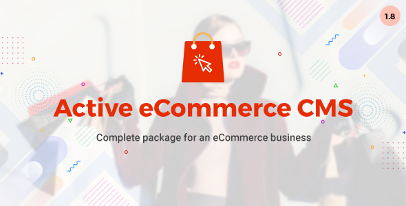 ✅ Active eCommerce CMS Nulled