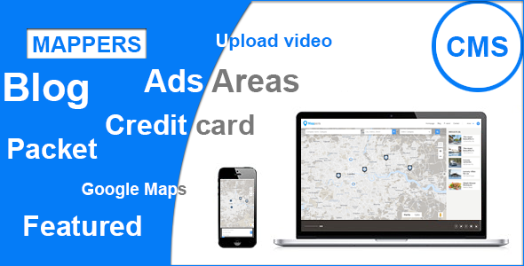 ✨Mappers – Cms Directory Php Script Nulled