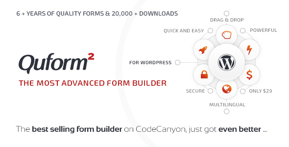 ✅ Quform – WordPress Form Builder Nulled