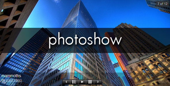 ✌PhotoShow for WordPress Nulled