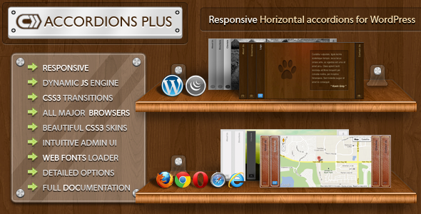 ✅ Accordions Plus for WordPress Nulled