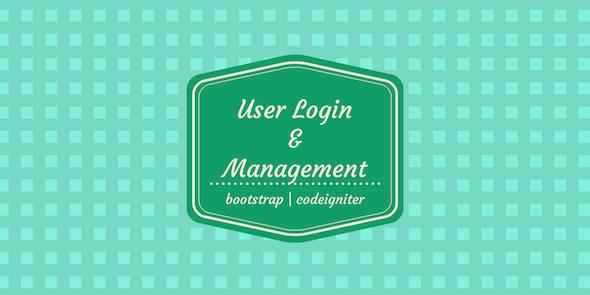 ✅ PHP User Login and Management Codeigniter – HMVC Nulled