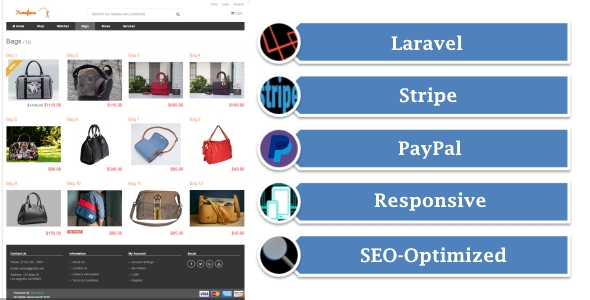 ✅ OctopusCodes – Ecommerce Multi-Vendor Shopping Cart Nulled
