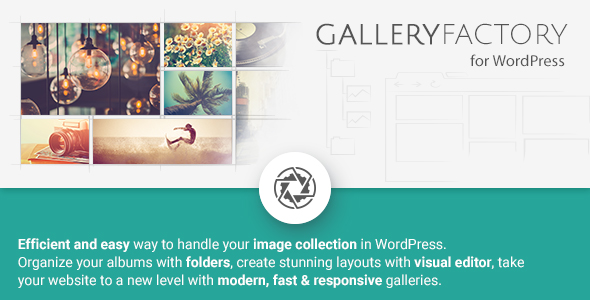 ✌Gallery Factory Nulled