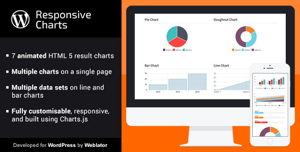 ✅ Responsive Charts Nulled