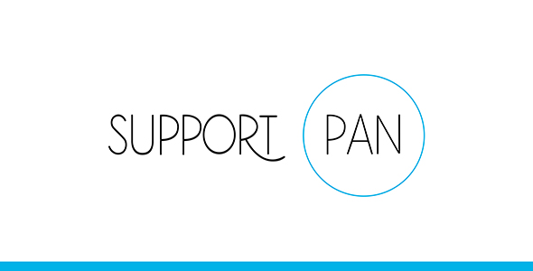 ✨SupportPAN – Support Ticket System | Responsive and Mobile Nulled