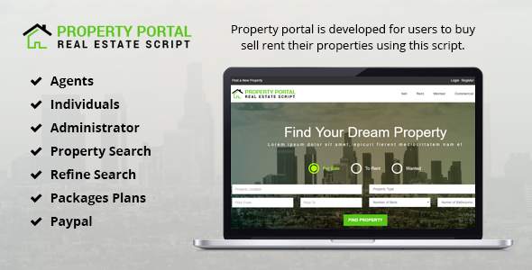 ✨Property Portal Nulled