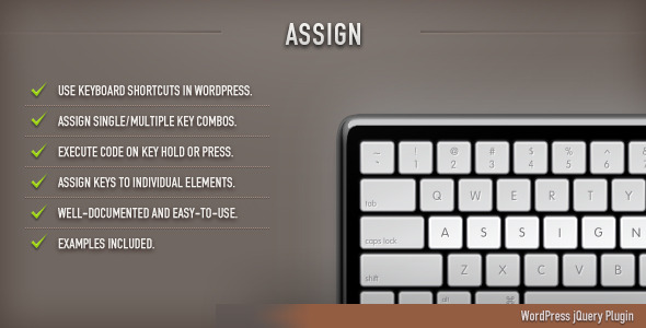 ✨Assign (WordPress) Nulled