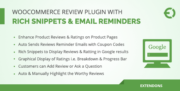 ✌Advanced WooCommerce Product Reviews Plugin with Rich Snippets Nulled