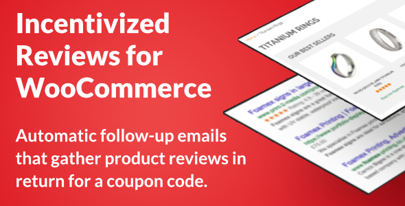 ✅ Incentivized Reviews for WooCommerce Nulled