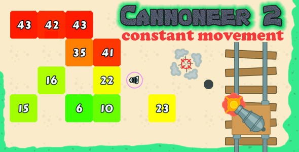 ✨Cannoneer-2:Constant Movement Nulled