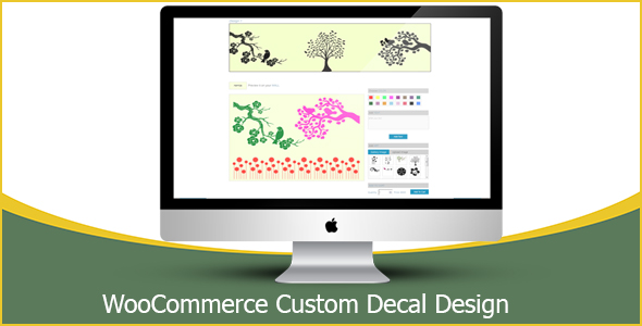 ✨WooCommerce Custom Decal Design Nulled