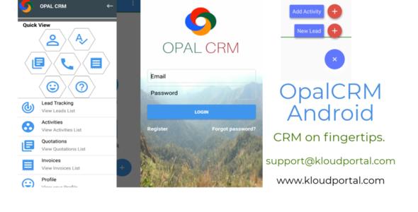 ✨Mobile CRM Customer Relationship Management App on your finger tips. Nulled