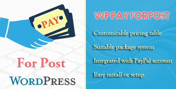 ✨WordPress Pay for Post Membership & Subscription Nulled