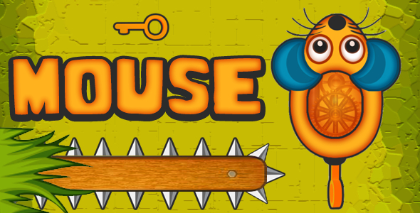 ✌Key Mouse – HTML5 Mobile Game (Construct 3   Construct 2   Capx) Nulled