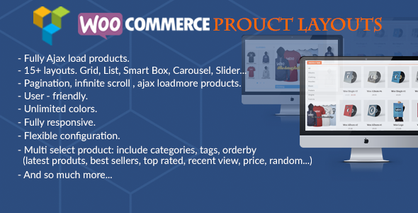 ✅ WooCommerce Product Layouts Nulled