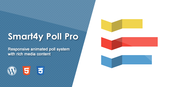 ✌Smart4y Poll Pro – Responsive Animated WordPress Plugin Nulled
