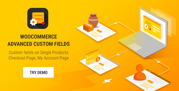 ✅ Advanced Custom Fields for WooCommerce Nulled