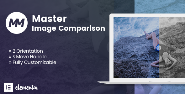 ✅ Image Comparison Elementor Addon Nulled