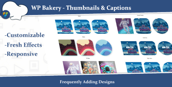 ✨WPBakery – Thumbnails & Captions Nulled