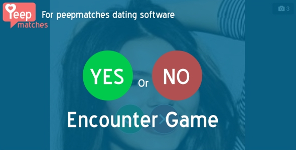 ✌Encounter – yes or no game for peepmatches script Nulled