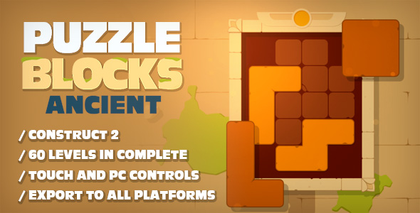 ✨Puzzle Blocks Ancient Nulled