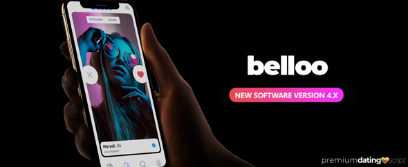 ✨Belloo – Complete Premium Dating Software Nulled
