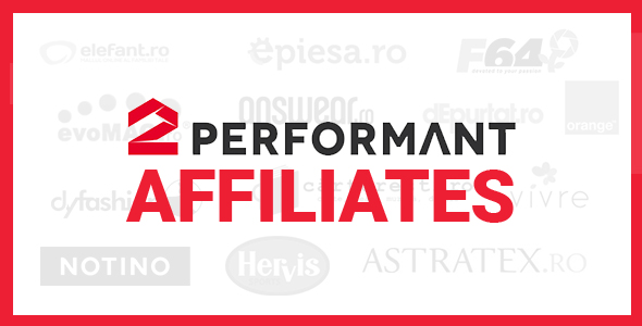 ✨2PA – WooCommerce 2Performant Affiliates WordPress Plugin Nulled