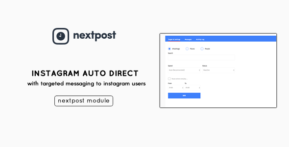✅ Nextpost Module: Auto Direct to Targeted Users Nulled