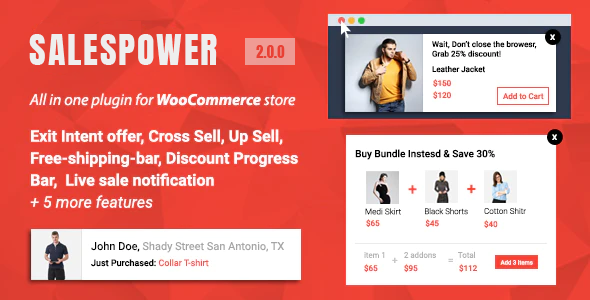 ✨SalesPower WooCommerce Addon Nulled