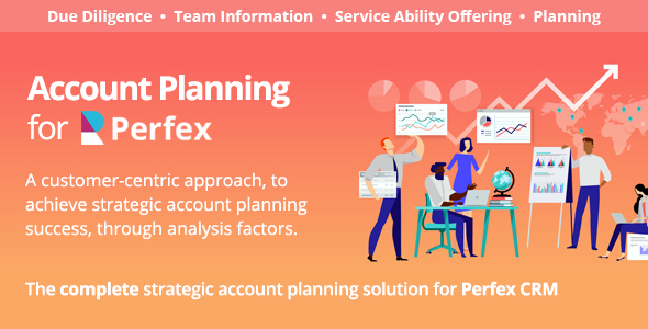 ✌Account Planning module for Perfex CRM Nulled