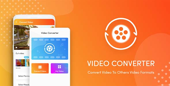 ✨Video Converter to MP4, MP3, AVI, FLV, MPG, WMP Nulled