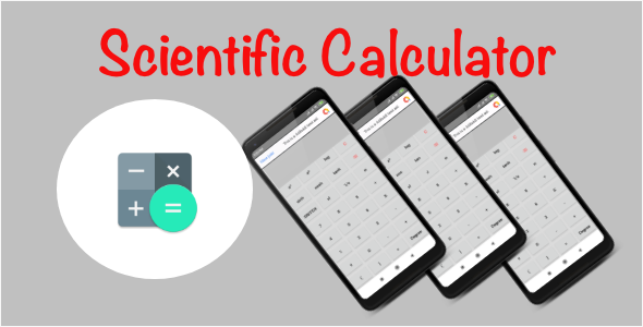 ✌Scientific Calculator for Android with Admob Nulled
