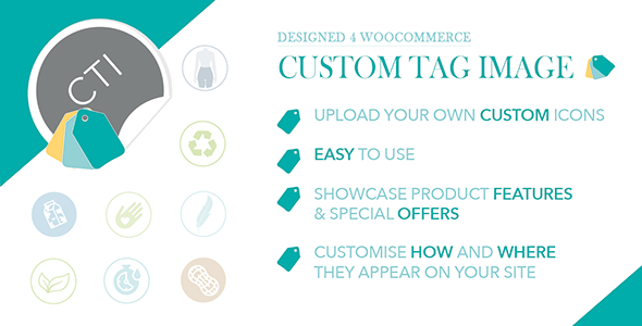 ✌WooCommerce Custom Tag Image Nulled