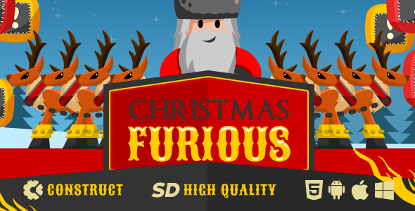 ✌Game Christmas Furious Nulled