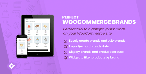 ✨Perfect WooCommerce Brands Nulled