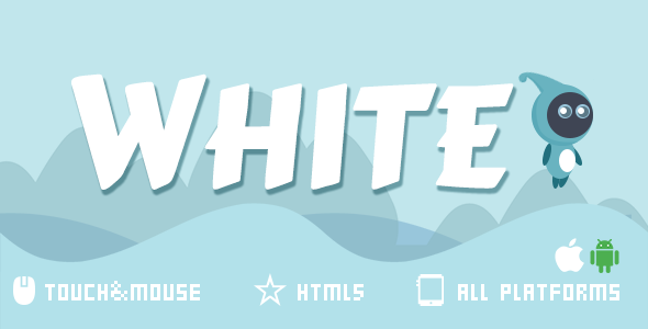 ✨White-Html5 mobile game(capx include) Nulled