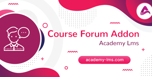 ✨Academy LMS Course Forum Addon Nulled