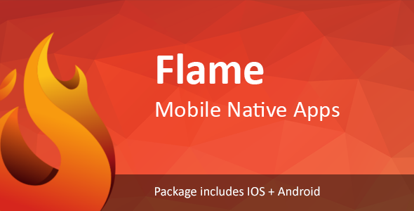 ✅ Flame Mobile Bundle Applications  Viral Media /News/Music/Video /Quizzes Script Nulled