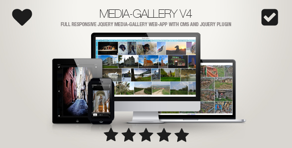 ✨Media-Gallery – Touch-Enabled jQuery Image Gallery Web-App Nulled