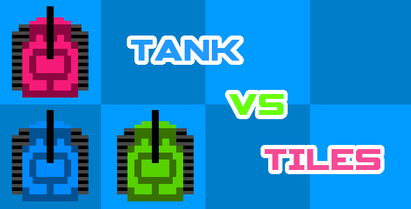 ✅ Tank vs Tiles – HTML5 Mobile Game (Construct 3 | Construct 2 | Capx) Nulled
