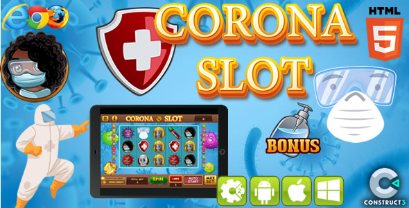 ✌Slot Game – HTML5 Game (CAPX) Nulled