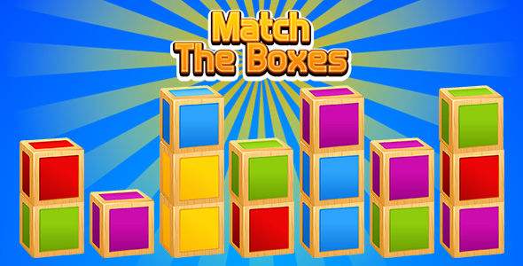 ✌Match The Boxes (CAPX and HTML5) Nulled