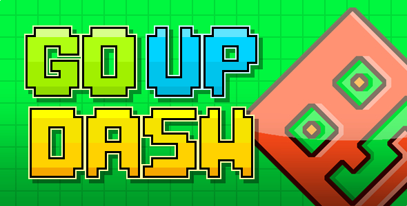 ✅ Go Up Dash – HTML5 Game (Construct 3 / Construct 2 / Capx / c3p) Nulled