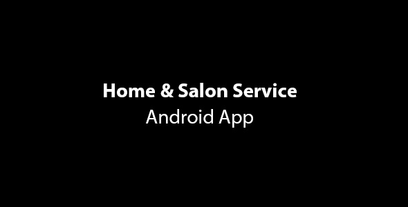 ✌GoServices | Home & Salon Services Android App with Partner App & PHP Backend Nulled