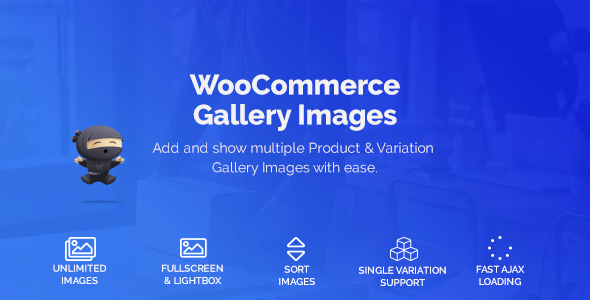 ✅ WooCommerce Product & Variation Gallery Images Nulled