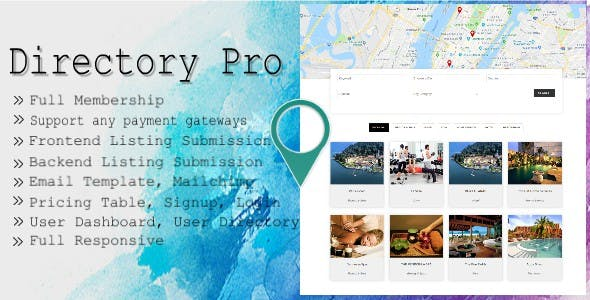 ✨Directory Pro Nulled