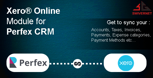 ✅ Xero® Online Module for Perfex CRM – Spend less time on the books Nulled