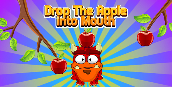 ✅ Drop The Apple into Mouth (CAPX and HTML5) Nulled