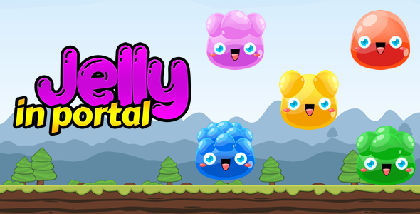 ✌Jelly in portal Nulled